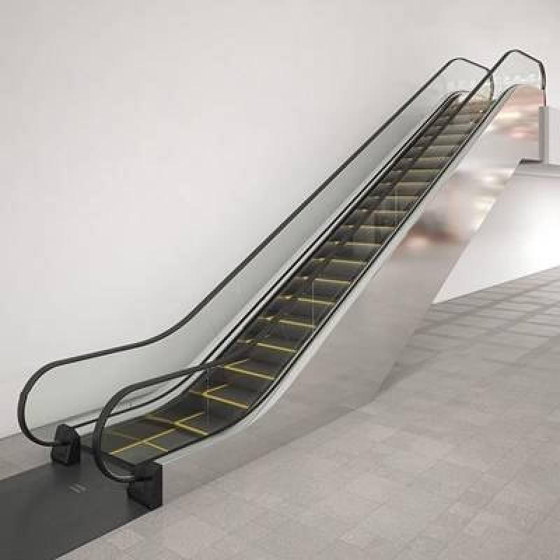 让小编来说说自动扶梯和载货电梯。
