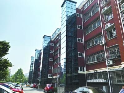 分析住宅小区加装电梯的问题