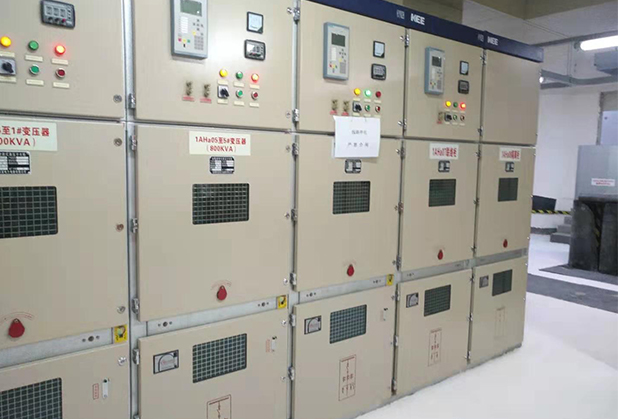 Harmonic control of Sichuan Electric Power