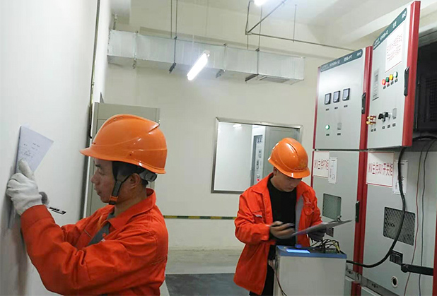 Sichuan Electric Power annual inspection and pre test company