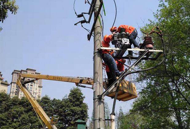 米乐体育app登录电力应急抢修