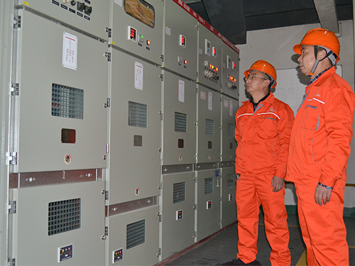 High voltage preventive test of 10 projects of Chengdu Longhu Property Service Co., Ltd