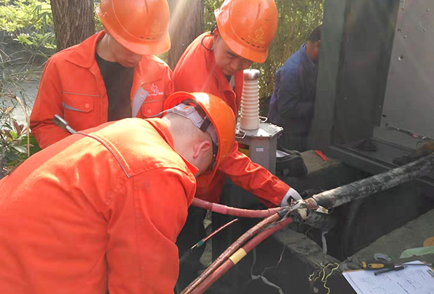 Sichuan electric power equipment maintenance