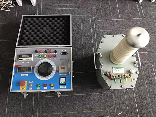 Xc-6kva / 50kV power frequency withstand voltage test device