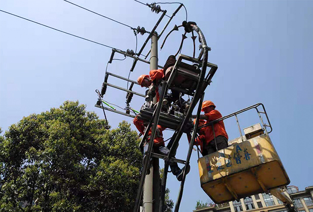 The principle of emergency repair of Sichuan electric power equipment