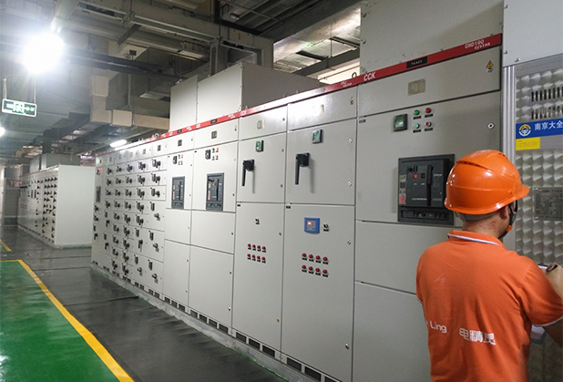 Upgrading of Sichuan electric power equipment