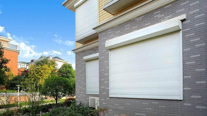 高品质的外遮阳卷帘门窗怎么选?