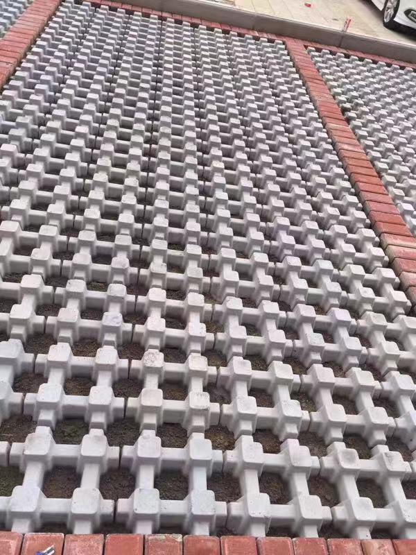 植草砖生产