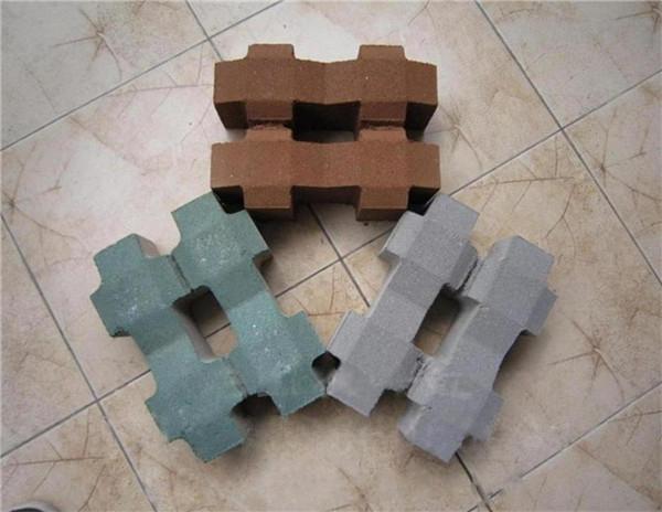 欣隆建材告诉你:植草砖车位的施工方法