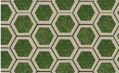 植草砖施工及安装要点