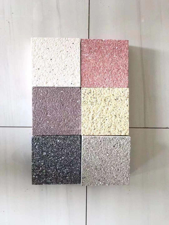湖北PC彩砖有什么优点?小编带大家了解了解