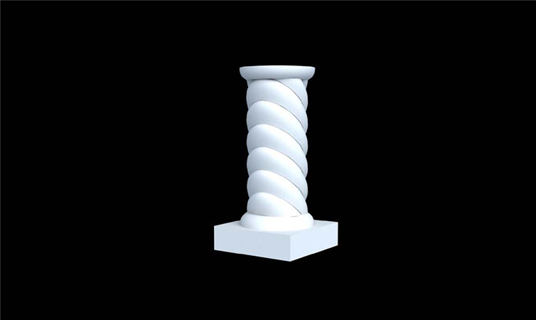 在安装罗马柱的时候需要注意哪些事情你知道吗?宜昌grc构件厂家为您解答