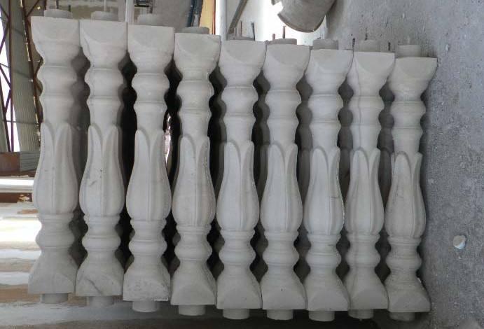 grc构件花瓶柱