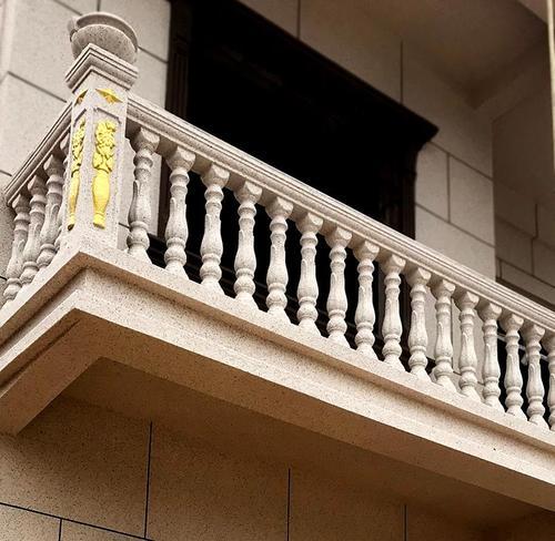 花瓶柱围栏可定制提供安装服务