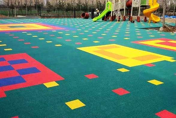 为什么说悬浮地板逐渐成为幼儿园地面铺设的宠儿