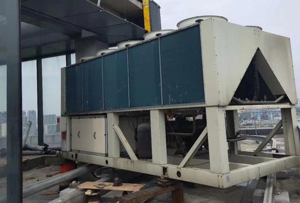 上海风冷热泵空调机组回收