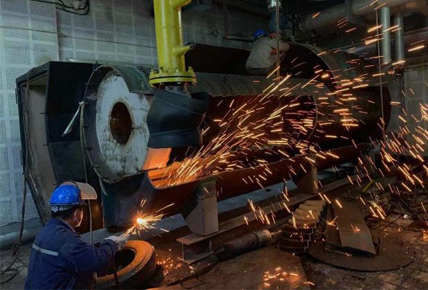 上海锅炉回收再利用