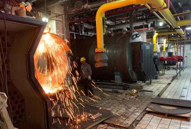 上海锅炉回收