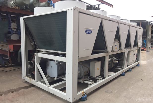 上海回收风冷热泵机组