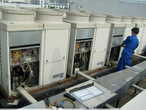 上海中央空调回收维修客户好评