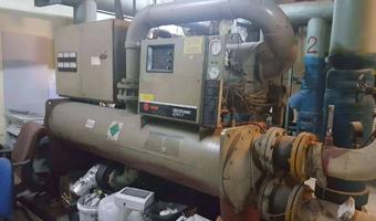 苏州回收冷冻机成功案例
