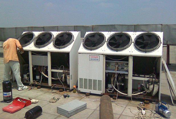 苏州中央空调维修