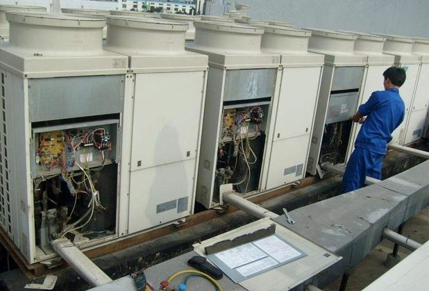 上海中央空调维修