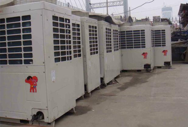 上海中央空调回收之空调安装注意事项