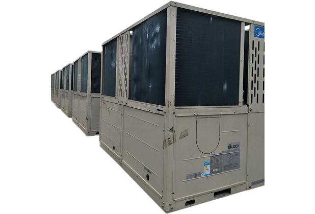 上海中央空调回收公司浅谈如何解决中央空调噪音问题?
