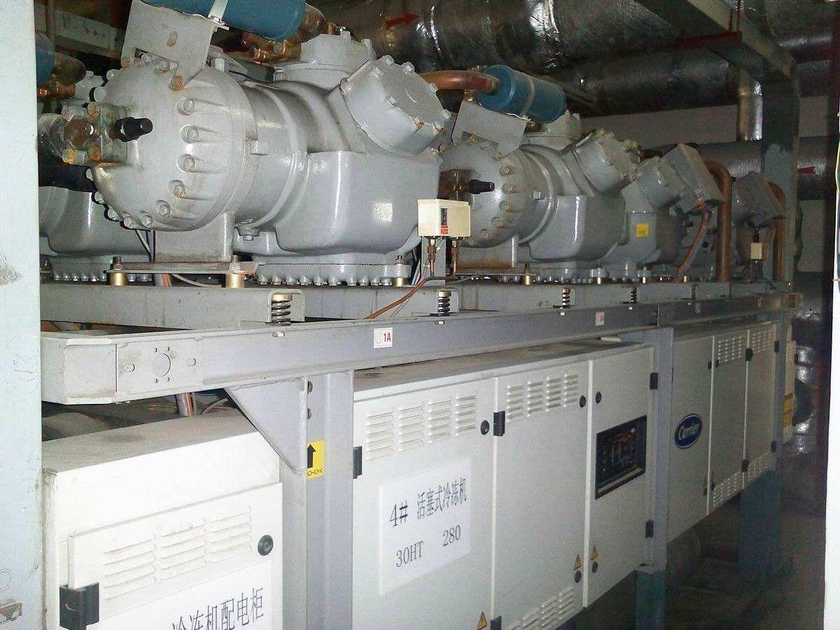 冷库回收冷库机组回收蒸发器冷凝器