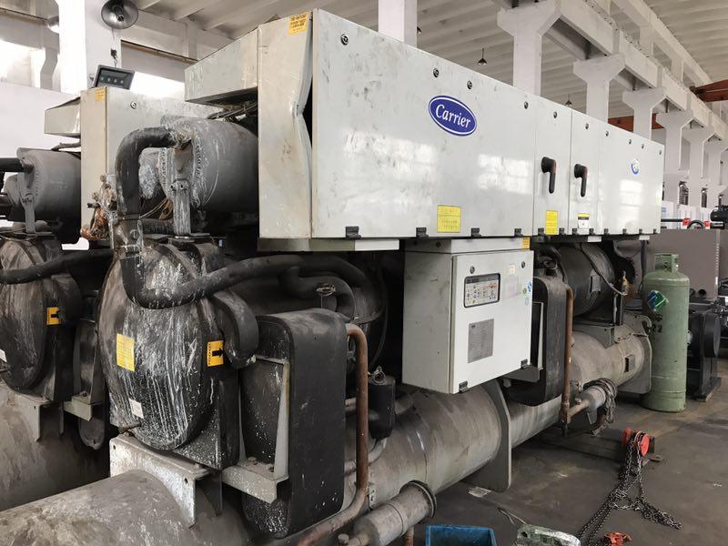 开利中央空调回收