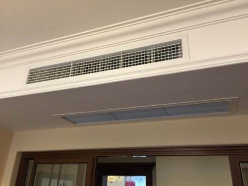 上海回收中央空调厂家为您讲解如何调整空调热风!