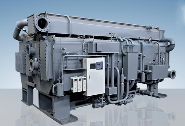 溴化锂机组清洗的必要性