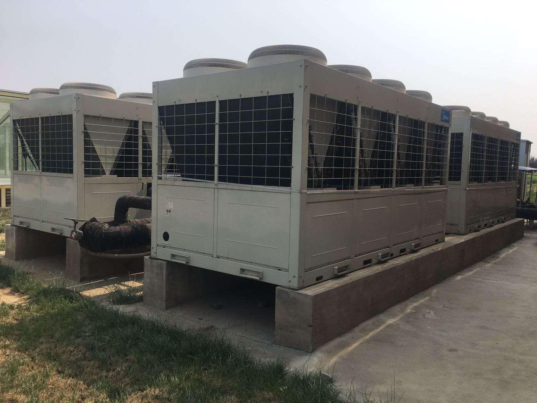 浅析上海中央空调回收之前要做哪些保护措施呢?