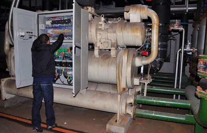 制冷设备,制冷机组,工业制冷设备日常维护应注意什么?