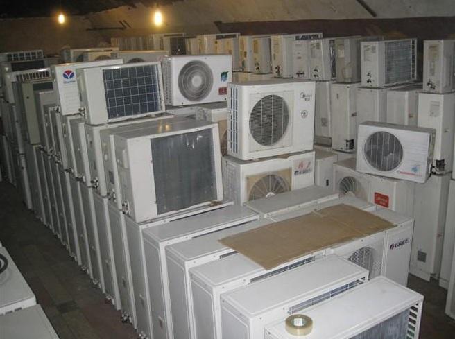 中央空调回收有什么好处?