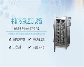 隧道式液氮速冻机价格
