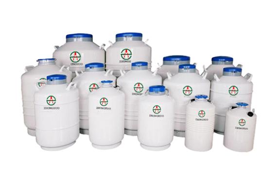 YDS铝制液氮罐便捷式小容量系列
