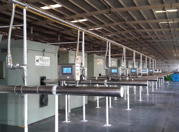四川中活高压胶管液氮冷冻系统解决方案