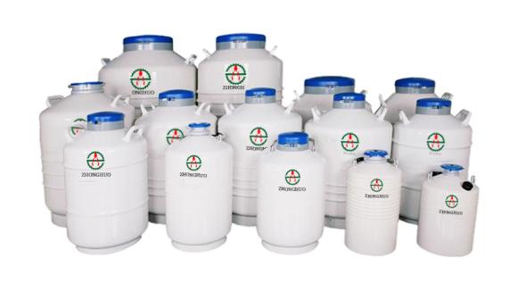 YDS大口径方提桶系列液氮罐