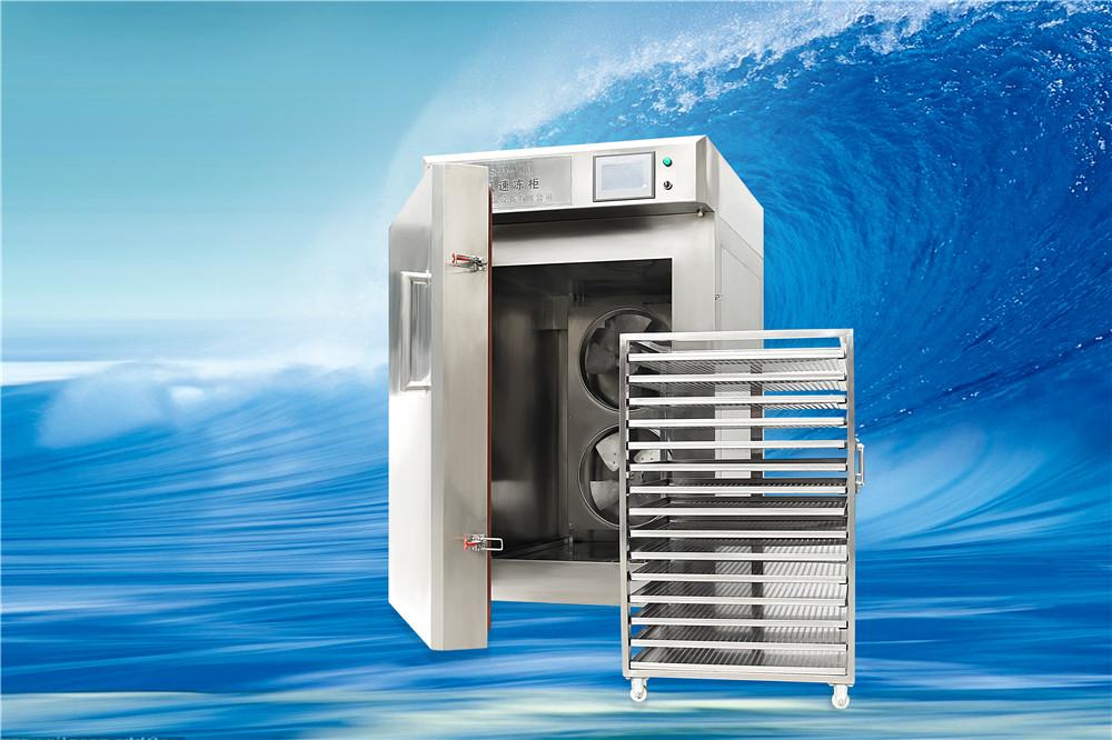四川中活柜式液氮速冻机