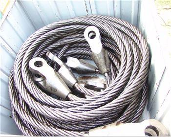 关于吊索具的安全事项必须注意!