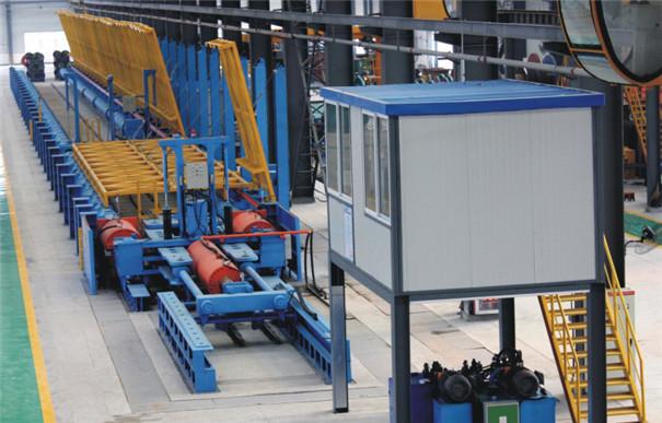 1800吨钢丝绳拉胶试验机