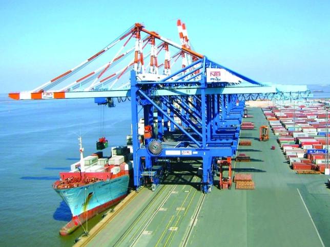 岸桥专用钢丝绳