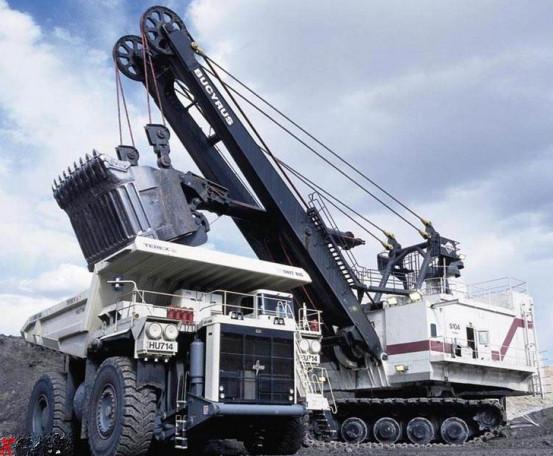 煤矿电铲专用钢丝绳