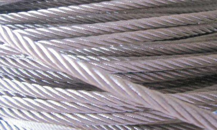 港口装卸用钢丝绳