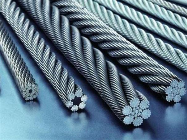 矿用钢丝绳如何预防生锈?