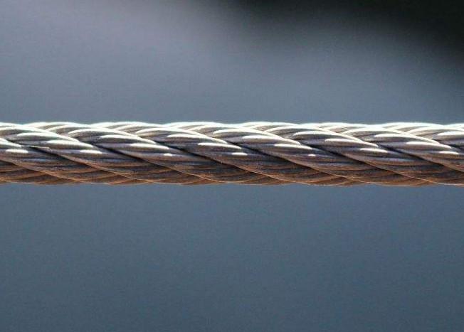 钢丝绳直径和钢丝直径之间的关系?