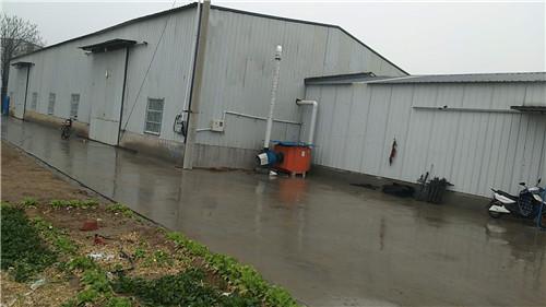 江苏捡蛋机配件的厂房环境
