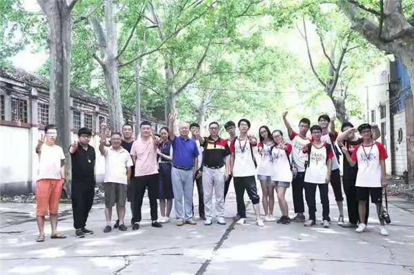 """北京科技大学""""薪火火柴文化实践团""""来我司厂区采风"""